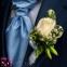 """Весільний букет """"Вершковий крем"""" - 1"""