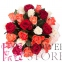 25 кольорових троянд - 1